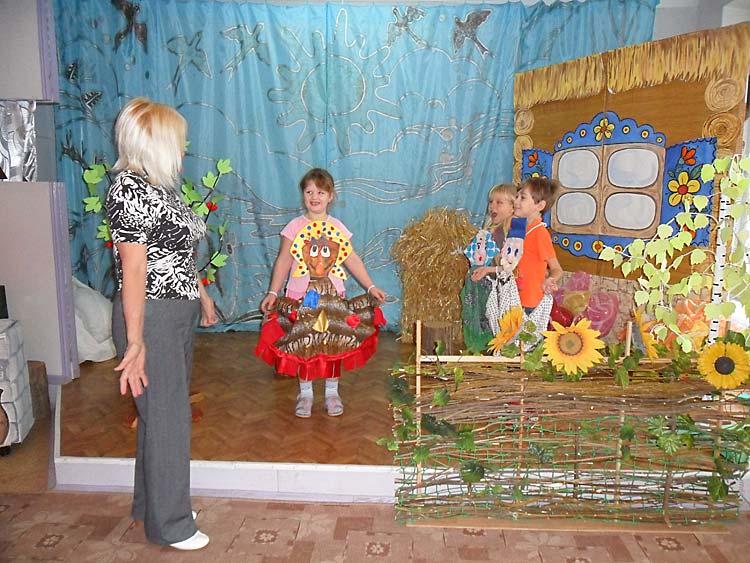 Кукольный театр в доу своими руками